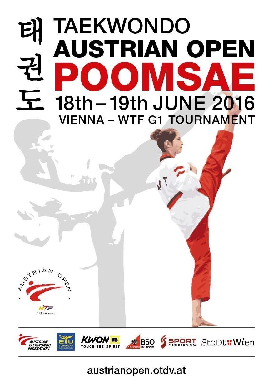 Αυστριακή Taekwondo Poomsae Open